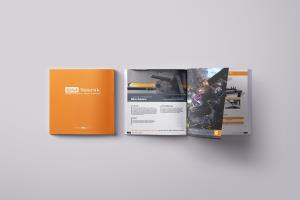 Portfolio for Graphic Designer | Layout Designer