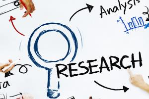 Portfolio for Research Analyst, Market Researcher