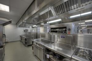 Portfolio for Commercial Kitchen Design and Layout.