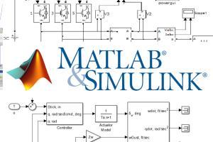 Portfolio for Matlab and Simulink tasks