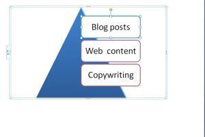 Portfolio for Content writing: blog posts, copywriting