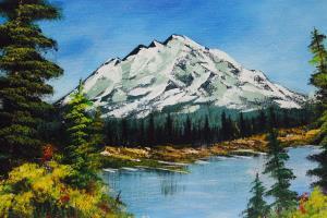 Portfolio for Freelance acrylic paintings ,customised