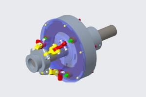 Portfolio for CAD Design in Creo, AutoCAD & Solidworks