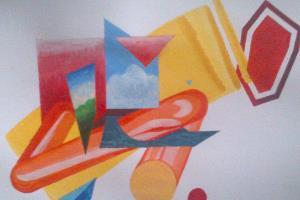 Portfolio for Artist, Illustrator and Designer