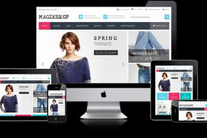 Portfolio for Wordpress, Woocommerce, Magento, Shopify