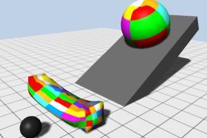 Portfolio for Web & Mobile 3D