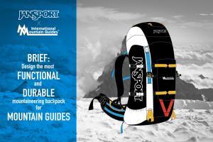 Portfolio for Backpack Design & Development