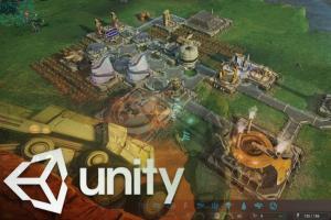 Portfolio for Unity Game