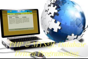 Portfolio for PHP Database Driven Website Development