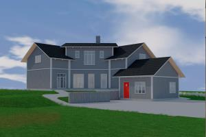 Architectural 3D Modelling with ARCHICAD in San Felipe, VE by Karina