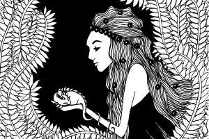Portfolio for Hand-drawn illustrations