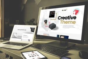 Portfolio for Fully Responsive HTML5 and CSS3 WebSite
