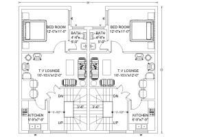 Portfolio for Architectural & Structural Draftsman