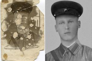 Portfolio for Old Photo Restoration