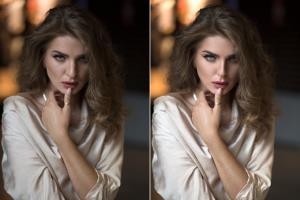 Portfolio for professional retouch