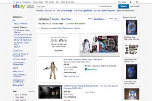 Portfolio for Ebay and shopify product listing