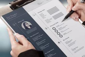 Portfolio for Resume/CV and cover letter Writing