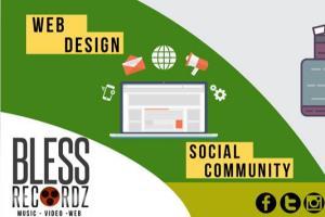 Portfolio for Graphic Designer and web Designer