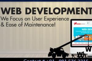 Portfolio for Web Portal development