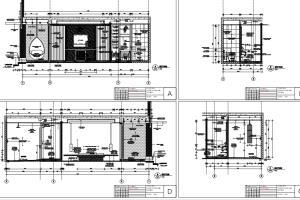 Portfolio for 2D 3D Architecture & Interior Designer