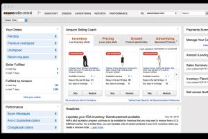 Portfolio for Amazon dropshipping & Ebay listing