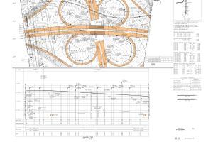 Portfolio for ROADS AND HIGHWAY DESIGNER BY CIVIL 3D