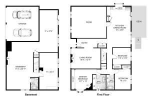 Portfolio for I Will Redraw Floor Plan For Real Estate