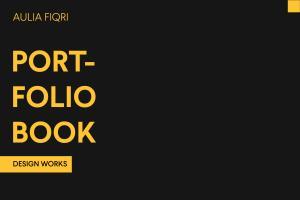 Portfolio for Graphic Design and Illustration Solution