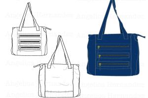 Portfolio for Fashion Handbag Design