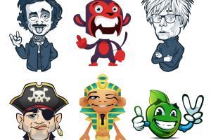 Portfolio for Cartoon Character