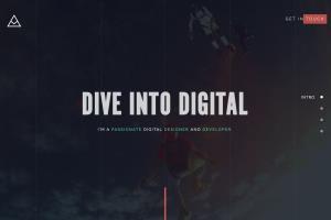 Portfolio for Fullstack Developer & Designer