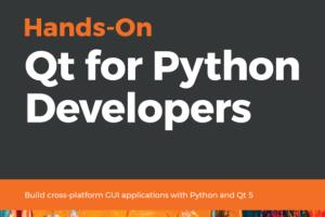 Portfolio for Hands-On Qt for Python Developers