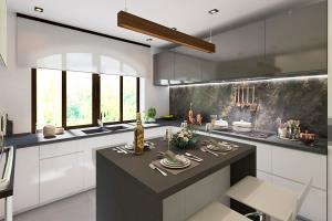 Portfolio for Modern Kitchen