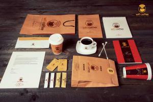 Portfolio for Corporate Identity Design
