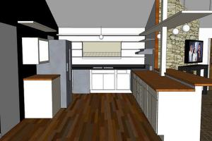 Portfolio for Floor Plans and 2D & 3D Designs