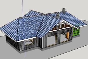 Portfolio for 3D designer, furniture construcctor