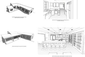 Portfolio for Freelance BIM Cad/Revit Draftsman