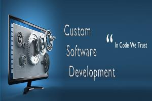 Portfolio for Custom Software Developer
