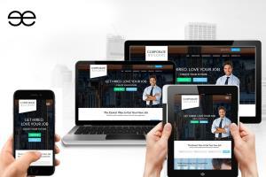 Portfolio for Graphic / Web Designer and Web Developer