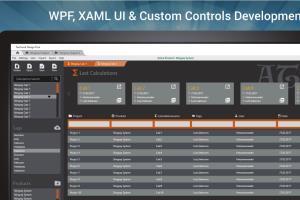 Portfolio for Responsive XAML UI in WPF or Silverlight