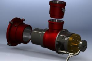 Portfolio for 3d model design & product engineering