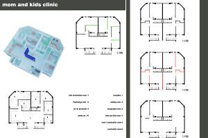 Portfolio for 2d autocad drafting and planing