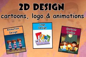 Portfolio for Animation & Cartoon