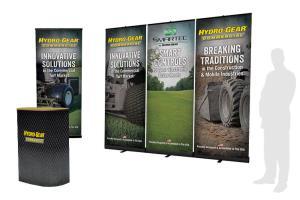 Portfolio for Trade Show & Banner Graphic Design
