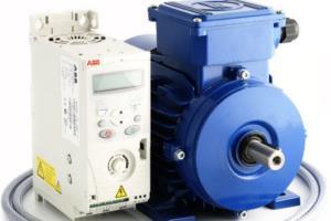 Portfolio for Electrical Control Design, Motor Control