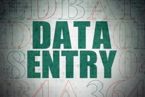 Portfolio for Data Entry & Web Scraping
