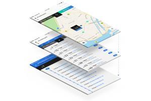 Portfolio for Designer UX - Vector graphic - Webdesign