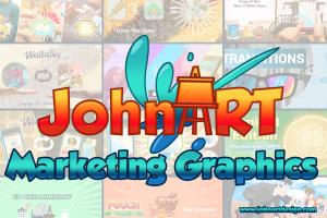Portfolio for Marketing Graphics
