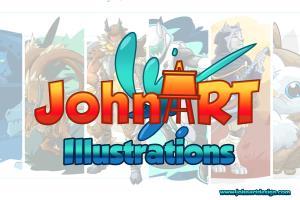 Portfolio for Character Illustrations