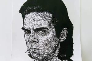 Portfolio for Ink Portrait